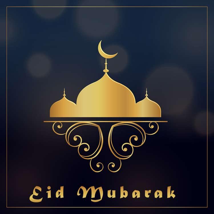 Eid Mubarak Greeting wallpapers