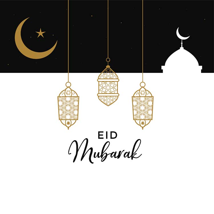 Eid Mubarak HD Image Free Download