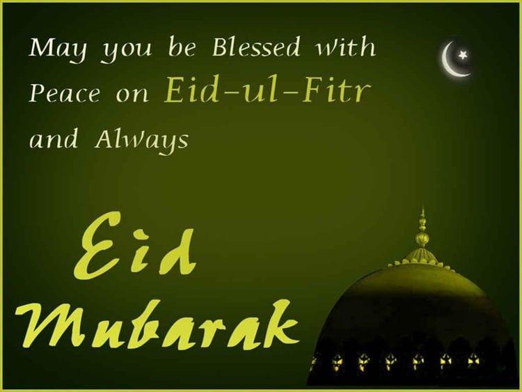 Eid mubarak whatsapp status