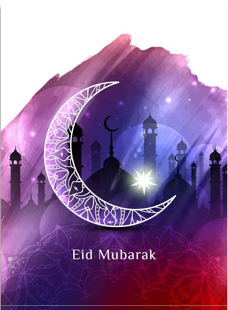 eid card design 2018