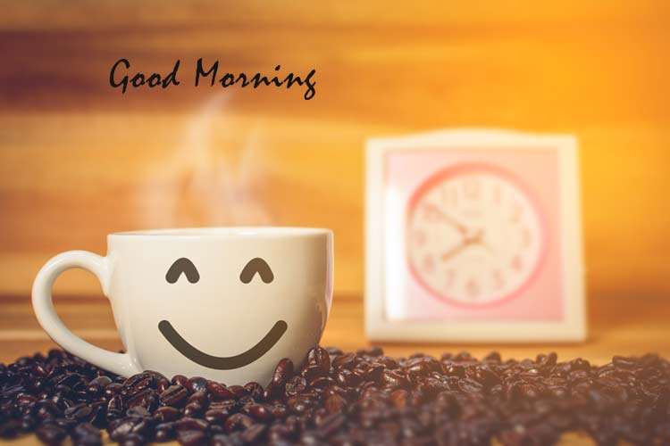 Good Morning Coffee Wallpaper