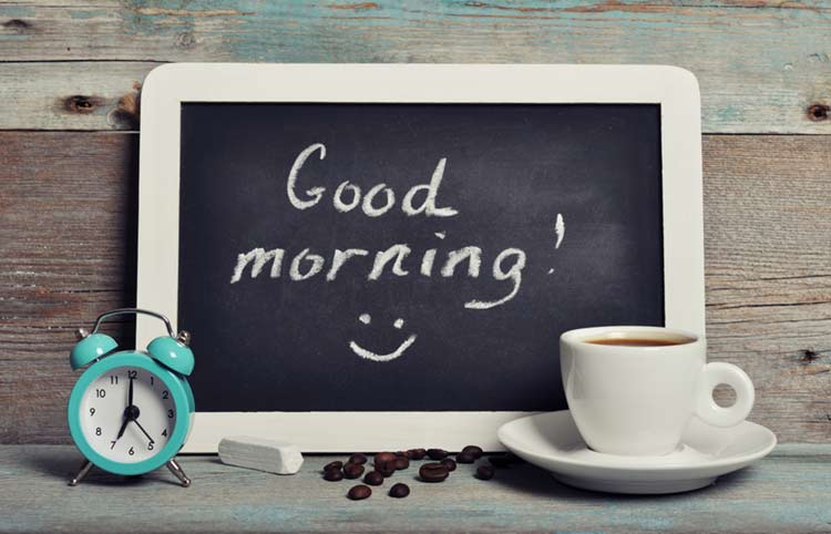 Good morning Coffee Quotes Wishes Cofee Mug picture