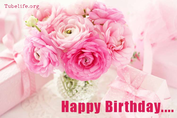 Happy Birthday Rose Images Hd