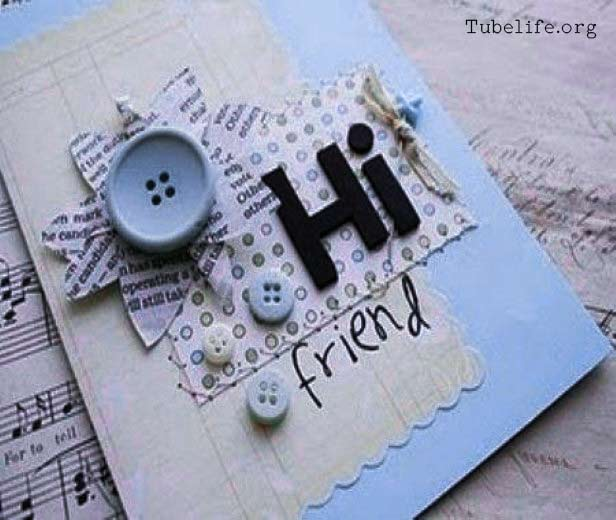 Best handmade friendship cards