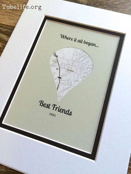 Friendship cards for friends