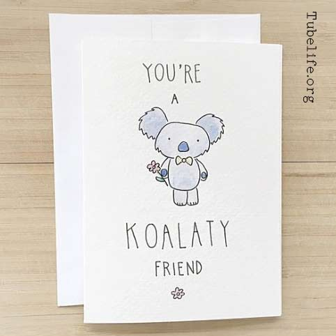Funny Friendship cards image