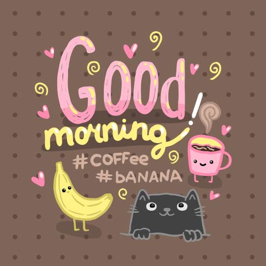 Good morning animation wallpaper