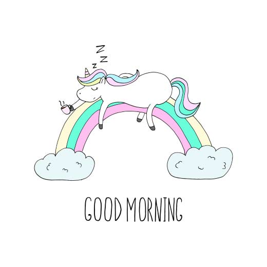 Good morning clipart for her