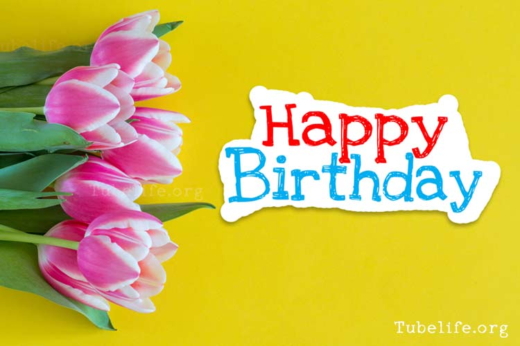 Happy Birthday Flower Images For Her Free Download