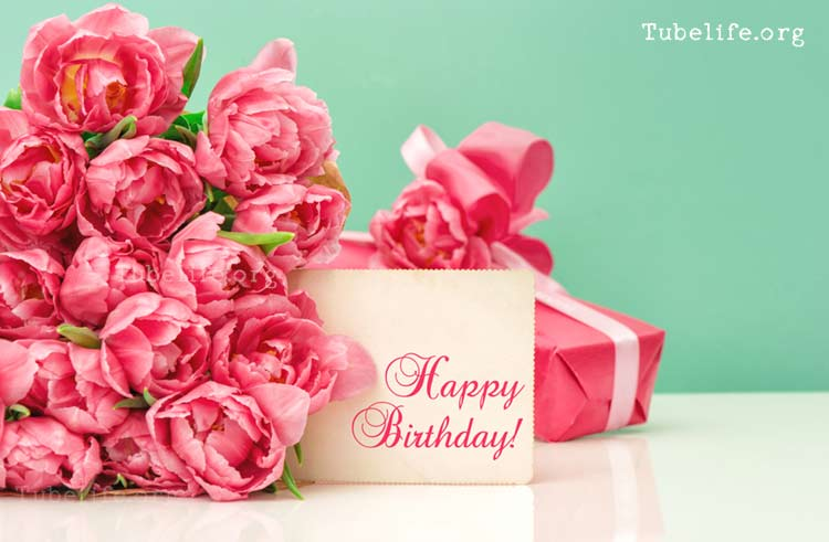 Happy Birthday Wishes With Rose Roses