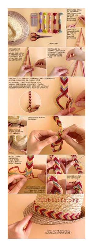 How to make bracelets at home step by step with pictures
