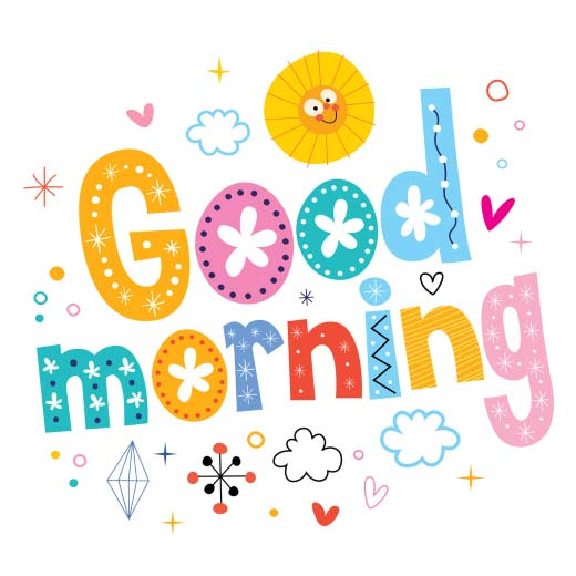 Morning wishes for someone special