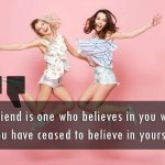 Quotes on best friends