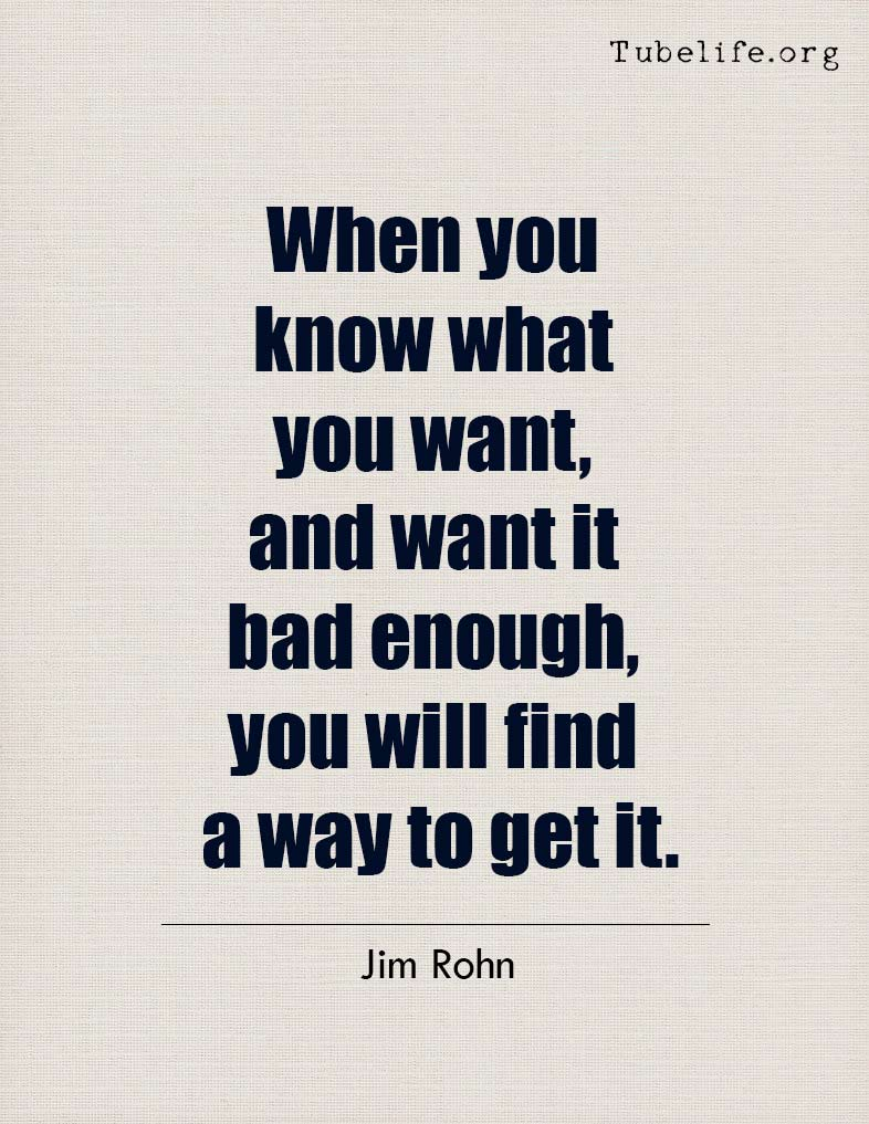 Inspirational QuoteJim Rohn