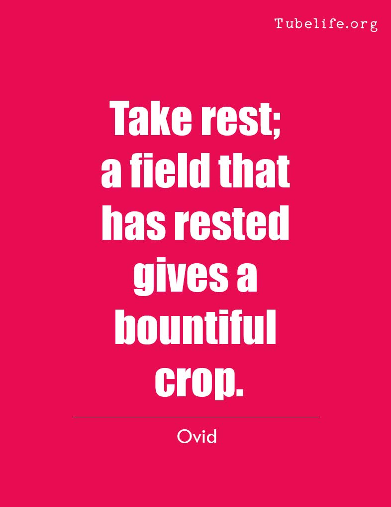 Inspirational Quote Ovid