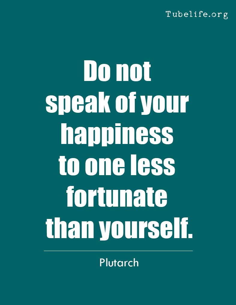 Inspirational Quote Plutarch