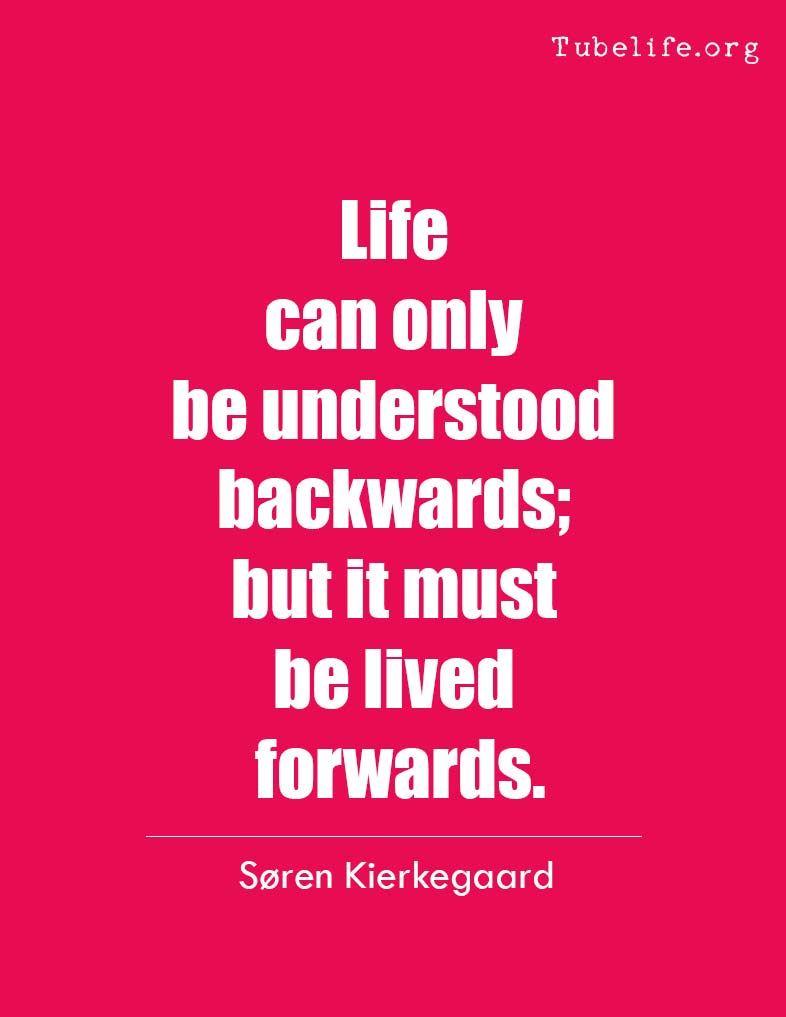 Inspirational Quote Søren Kierkegaard