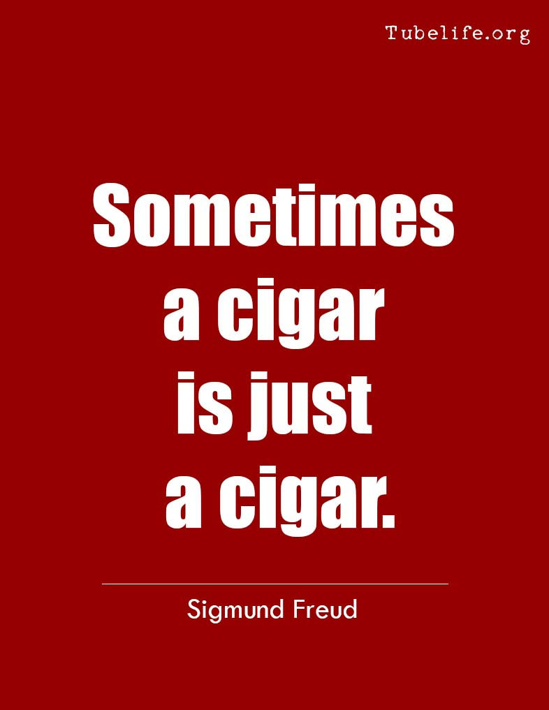 Inspirational Quote Sigmund Freud