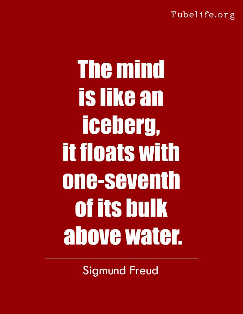 Inspirational Quote Sigmund