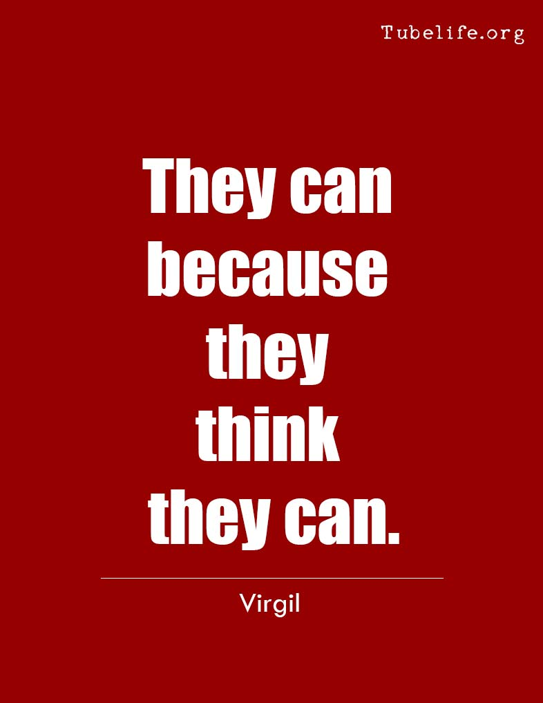 Inspirational Quote Virgil Virgil