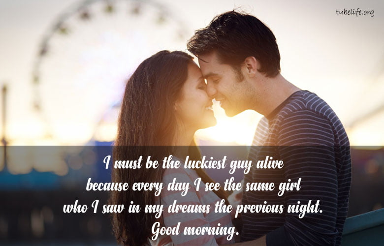 Sweet Good Morning Quotes Two
