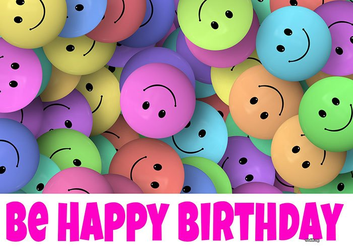 Colorful Birthday Wishes Quotes