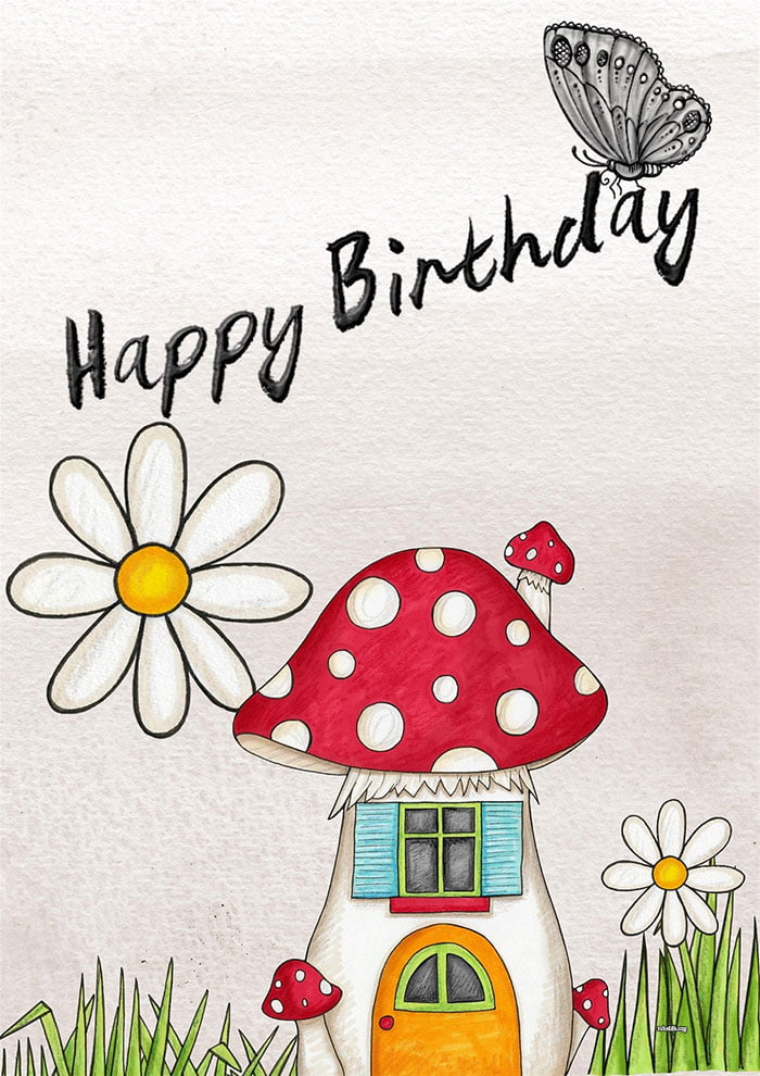 Free Birthday clip Art for her