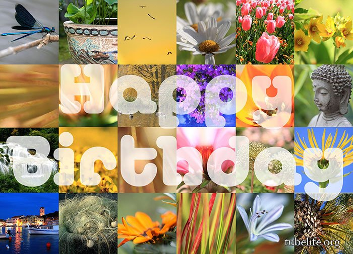 Happy Birthday flowers Images for facebook