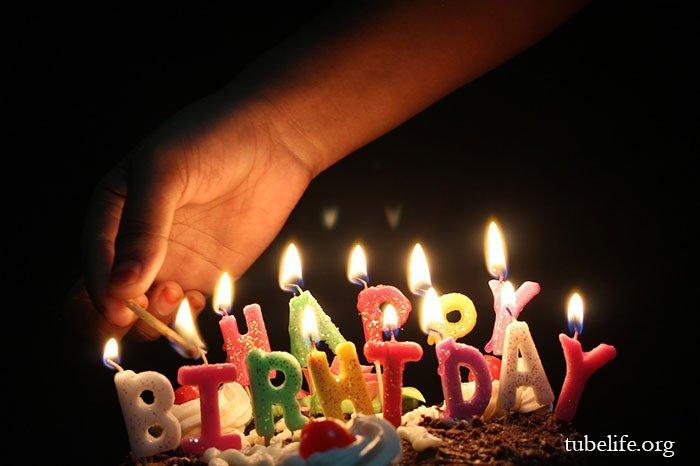 Magic Birthday Candle firework