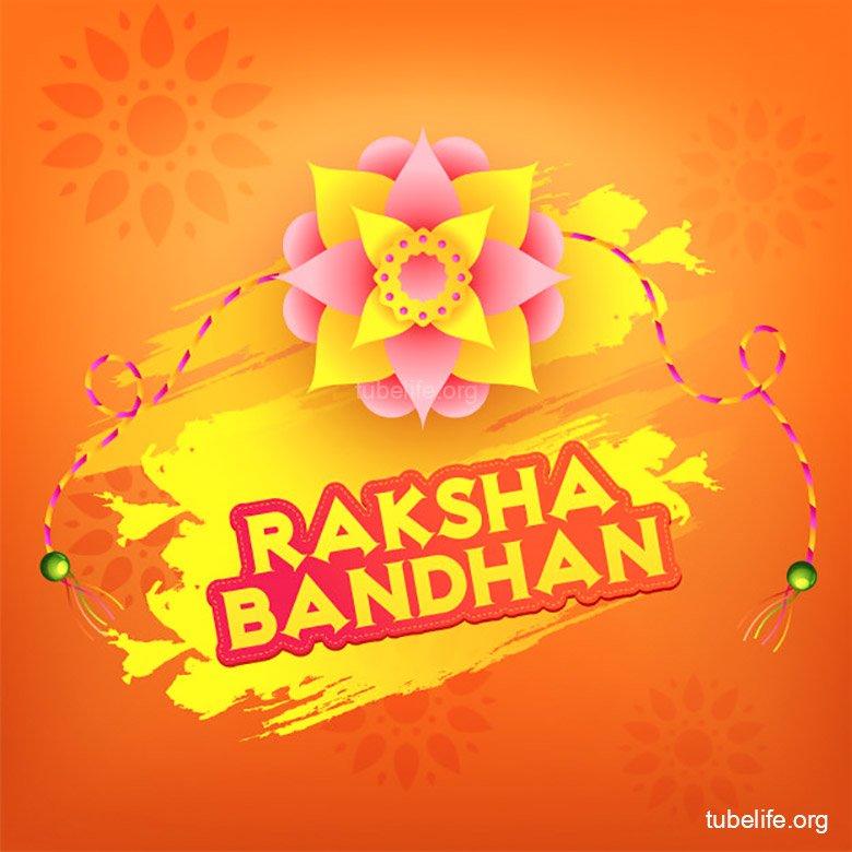 Colorful Rakhi Image 2019