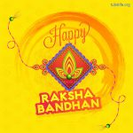 Colorful Rakhi Wishes