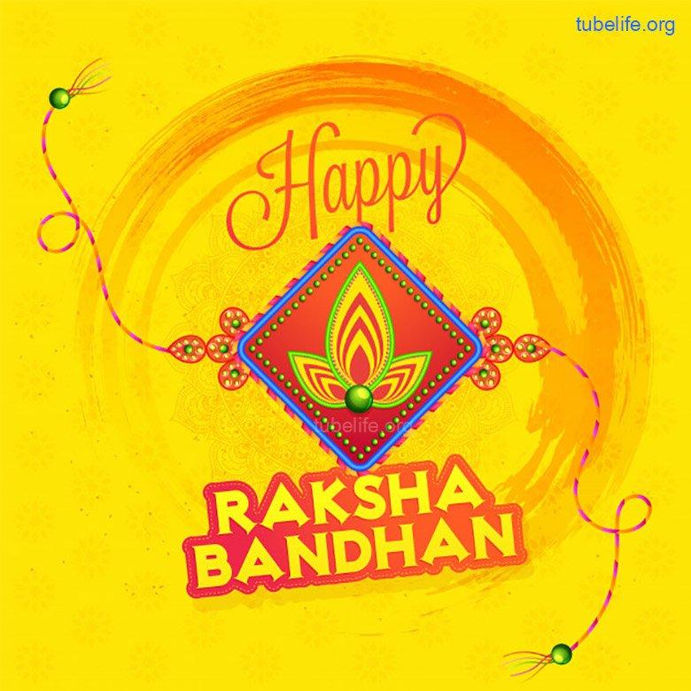 Colorful Rakhi Wishes
