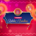Wallpaper of Rakhi 2019