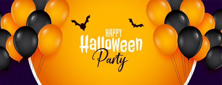 Halloween party cover photo