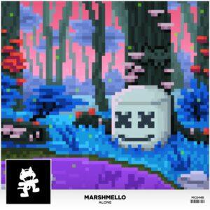 Alone by Marshmello Lyrics
