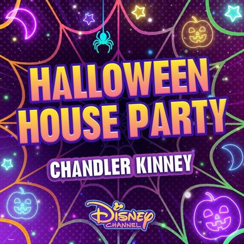 Halloween House Party by Chandler Kinney ft Elie Samouhi Lyrics
