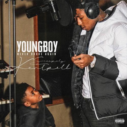 Kickstand by YoungBoy Never Broke Again Lyrics